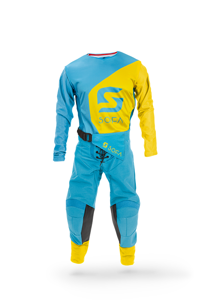 ProZip Blue Kit Youth