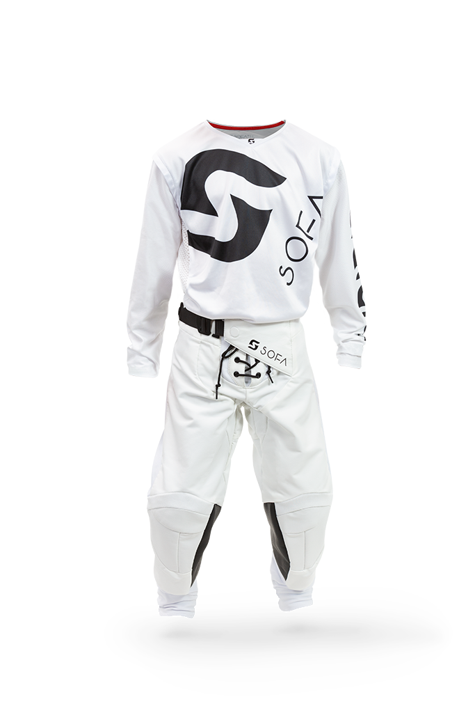 ProZip White Kit Youth